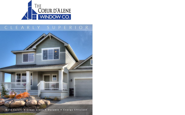 Spokane freelance designer brochure example